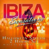 Ibiza Sensations 126 Halloween Special 2 Hours Set