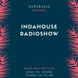 29.-SUPERASIS INDAHOUSE -RADIO NYC-Episode 29@HQ GLOBAL DANCE#31.03.2017