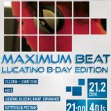 xDrumance Live Set @Lucatino B-Day Party