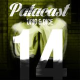 Patacast 14 | Mixed By Urig & Dice (April 2015)