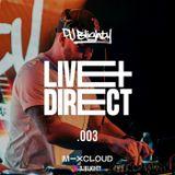 Live & Direct.003 // R&B, Hip Hop & Reggae // Next Live Stream Saturday 30/05/20 8pm U.K. Time