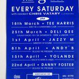 G - Spot 1995 Tribute Pt 1 - Dj Chris Vatary