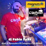 Magnum Night: djset @ Company Club