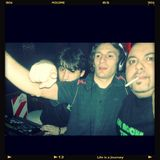 Lukas Fadiga B2b Rodrigo Fernandez@The Cream Bar 2012-09-30