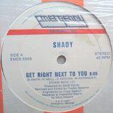 Shady - Dubbing Next To You (N.Y. Style) 1985