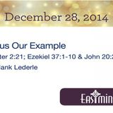 Jesus: Our Example