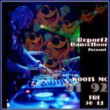 KOOTS MC / REPORT2DANCEFLOOR / VINYL/TECHNO_UK HARDCORE