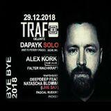 Alex Kork @ Bye Bye 2018 - Club Trafo Oelsnitz - 29.12.2018