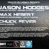 Chuck Fever opening set with Jason Hodges April 8th 2016