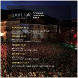 marco folli deejay@sport cafe' 09.07.2015