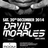 David Morales @ Room 26 - Rome Italy 20-12-2014