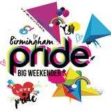 Samathy - Photographer at Birmingham Pride 2017 and Trustee at Coventry Pride