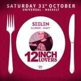 Seelen @ 12 Inch Lovers (31.10.2015)