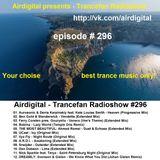 Airdigital - Trancefan Radioshow #296 2017-04-21