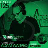 SGR125 Feat. Adam Warped & Myxzlplix