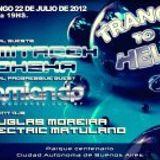 Damian DP @ trance to help(22.7.12)  parque centenario,buenos aires