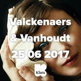 Valckenaers & Vanhoudt 25 06 2017