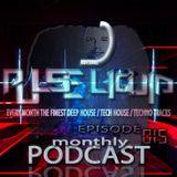 Jordy Jurrius - Pulse Liquid Episode 015 (September 2014)