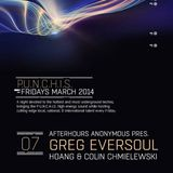 Greg Eversoul Live at PUNCHIS 2014