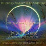 SundayNight Recording - we can make U dance - Max Cue Edit