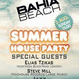 Live @ Bahia Beach Bar [Halkidiki, Greece] 3rd August 2014
