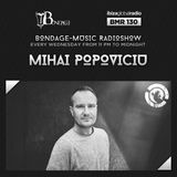 Bondage Music Radio - BMR 130 mixed by Mihai Popoviciu - 12.04.2017