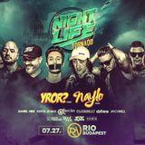2018.07.27. - Viktor Newman b2b Rico Demassi - NIGHTLIFE TORNADO - RIO, Budapest.mp3