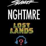 NGHTMRE & SLANDER - LIVE @ Wompy Woods Lost Lands Festival, 14/09/18