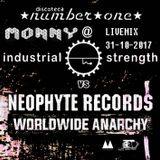 Monny @ Number One Hardcore (Cortefranca BS 31-10-17)