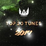 Andi Ray - TOP20 of 2014 Mix