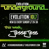 Evolution Underground - March 9th, 2014