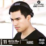 House Class Radio Show con Hans