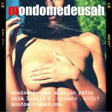 #FASHIONLIFE MIXTAPE with Donald K. - mondomedeusah musique radio EP 052819