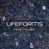Lifeforms - Year Mix 2015
