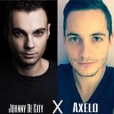 Axelo Official Podcast 009 - (Johnny de City Guestmix) [AVAILBLE ON ITUNES]