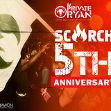 Dj Private Ryan - Scorch Magazine 5 Year Anniversary Mix