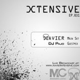 Xtensive Ep.031 ft. DJ Pajo guestmix- Feb,13th 2012