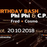CP Cedric Piret @ Backstage Club - Mouvement Perpetuel - 20-10-2018