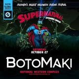 BotoSessions: SPOOPY (Supernatural Halloween Promo Mix) [10-18-2018]