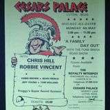 Cesars Palace Alldayer Monday4thMay1981 Tom Holland,Jeff Young,Froggy.Sean French,Chris Brown Part 2
