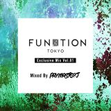 FUNKTION TOKYO Exclusive Mix Vol.81 By DJ PayMasterJ