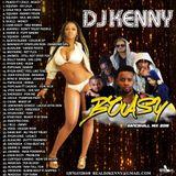 DJ KENNY BOASY DANCEHALL MIX OCT 2018