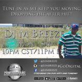 DJ M Breeze Radio Throwback 90's & Reggae USA Edition