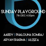 ARYAN SHARMA at SUNDAY PLAYGROUND | 7th December
