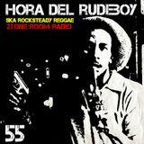 Hora del Rudeboy Radio Show  # 55 Ska Rocksteady & Reggae 2014