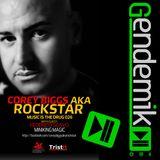 Corey Biggs Aka Rockstar - Music is the Drug 26 w/ Guest Federico Scavo - Miniking Magic