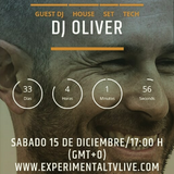 DJOliver - Space Closing Party 2016 @ Experimental Tv Radio (15 Dic 2018)