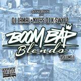 SVDJS - DJ Jamal & NYC's DJ K-Swyft (Boom Bap Blends)