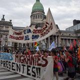 Columna de Migración y Asilo - Balance de Año en Políticas Migratorias: del DNU a la OMC