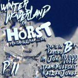 WinterWonderland in Horst P2: B* & Team Bullshit